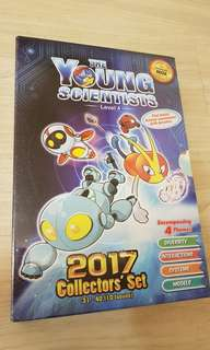 Brand New Young Scientists Level 4 (2017 collectors' set)