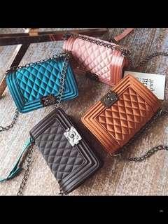 Chanel style bag