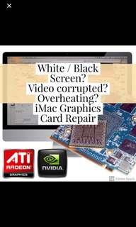 iMac Macbook Video GPU Repair