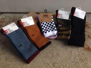 🚚 Vans 襪子