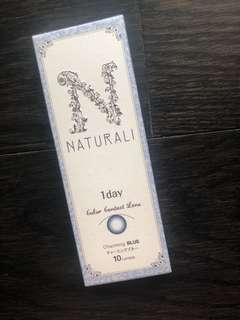 Naturali Charming Blue 10piece P5.50