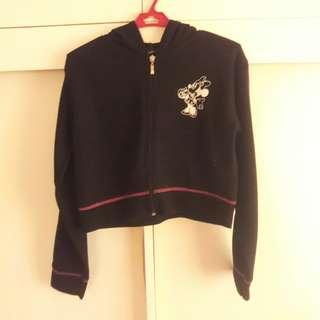 Minnie Mouse beaded jacket