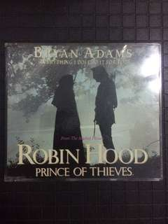 Cd 25 Everything I do I do it for you Bryan Adams