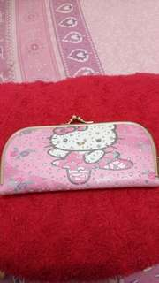 Dompet Behel Hello Kitty