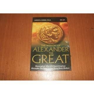 Buku The Wisdom Of Alexander The Great