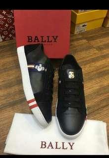 Sepatu pria bally new ori leather