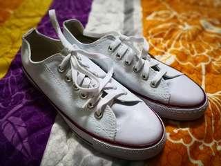 Class A Converse White