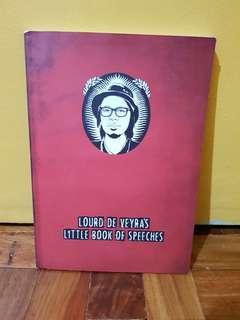 Lourd de Veyra's Little Book of Speeches