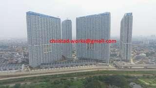 Disewakan Apartemen Brand New Puri Mansion