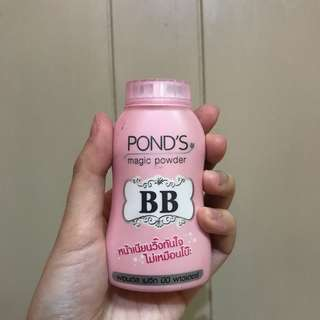 Pond's bb cream
