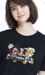 Stayreal x Nissin T-shirt Collection (June 2018)