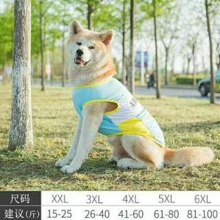 🚚 寵物衣服 大狗衣服 背心 寵物背心 夏季