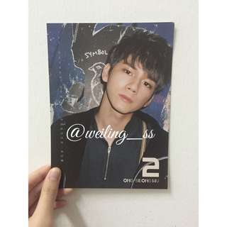 [WTS] Wanna One Ong Seong Wu Nothing Without You CC