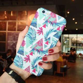 iPhone Case (iP5-iP8+) Stacy