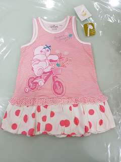 [Brand new!] Hallmark baby girl designer dress