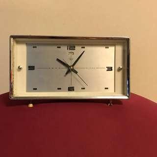 Vintage diamond clock