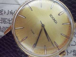Vintage Sekonda Gent Watch