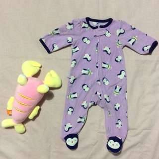 Carter's frogsuit