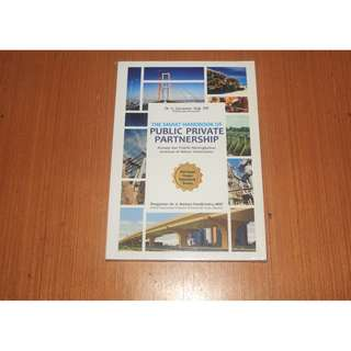 Buku The Smart Hand Book Of Public Private Partnership