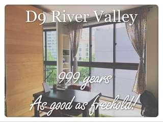 Studio in River Valley