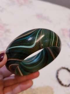 Gelang / Bracelets Hijau Marble