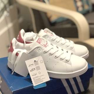 Size36 包郵Adidas Stan Smith Pink