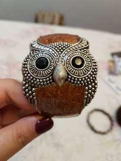 Gelang / Bracelets Owl / Burung Hantu