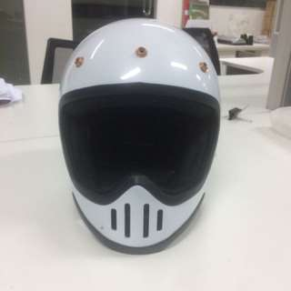 Helmet full faces (indon made)
