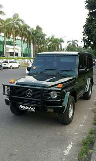 Mercedes benz G280 thn 98 full original