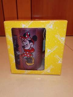 Brand New Minnie Mouse Cup(Made in Thailand)• 全新米妮老鼠杯(泰國製造)