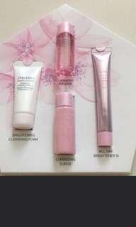 😍GSS SLASHED 2 SETS@$4.95 EA!! CRAZY SALE!!! Shiseido White Lucent Kit