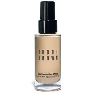 全新 Bobbi Brown Skin Foundation 自然輕透粉底液