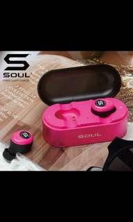SOUL ST-XS 真無線藍芽耳機