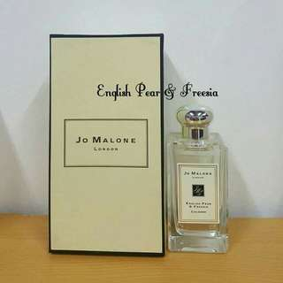 Jomalone English Pear&Freesia