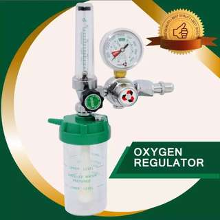 Indoplas Oxygen Regulator