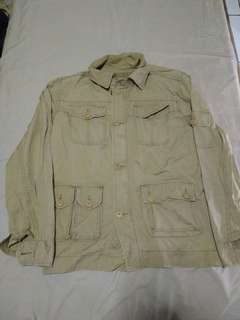 abercrombie and fitch authentic vintage jacket cargo