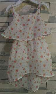 reprice Robby Rabbit Floral dress