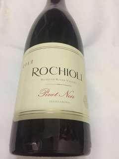Rochioli Pinot Noir 2012
