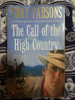 The call of the high country by Tony Parsons