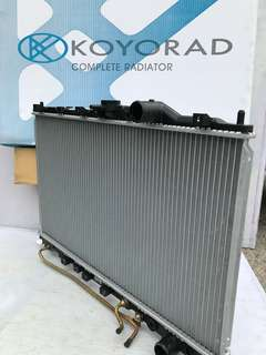 WIRA 1.5/1.6 (1ROW / 2ROW) NEW KOYO RADIATOR ASSY.