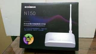 🚚 N150多模式無線網路寬頻分享器 BR-6228nS Plus