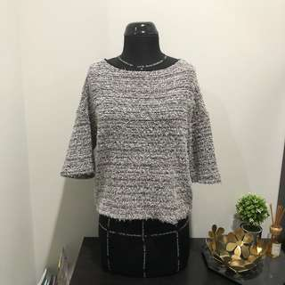 Zara grey sweater/pullover
