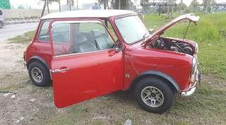 Morris Mini Cooper 1964