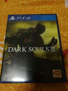PS4 Dark Souls III