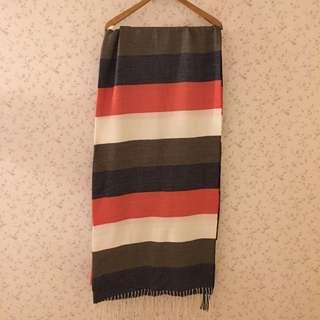 🚚 大降價🎉全新美國購回🇺🇸A&F 女裝針織圍巾 披肩