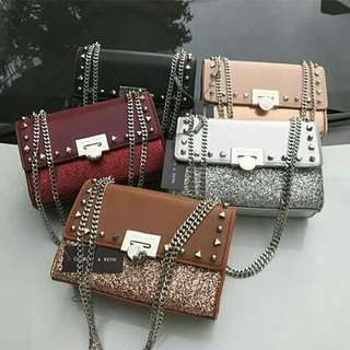 CHARLES & KEITH STUDED ORIGINAL