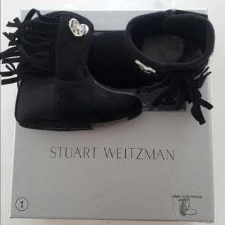 Stuart Weitzman Fringe Shoes