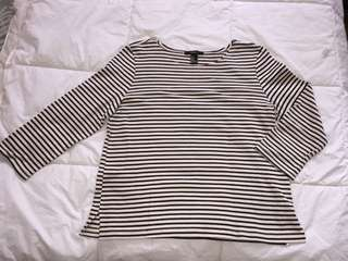 Authentic Forever 21 long sleeve size M
