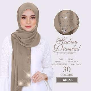 Ariani audrey Diamonds by Ariani Hijab