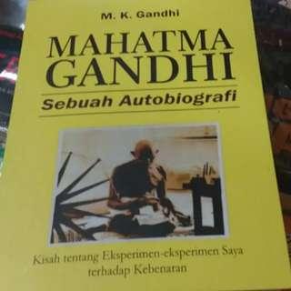 Autobiography Mahatma Gandhi